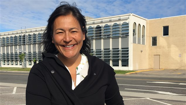 Michèle Audette, ex-présidente de l'Association des femmes autochtones du Canada.