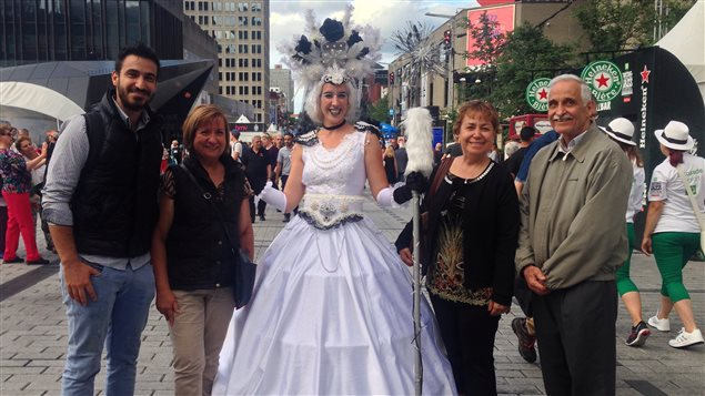 La famille Guevara du Mexique