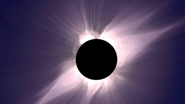 Eclipse solaire de 1991
