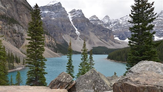 CPAWS wants Parks Canada to return to its original mandate of protecting spectacular park areas like Moraine Lake in Banff National Park.
