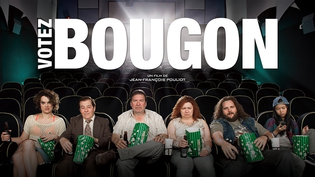 L'affiche du film « Votez Bougon »