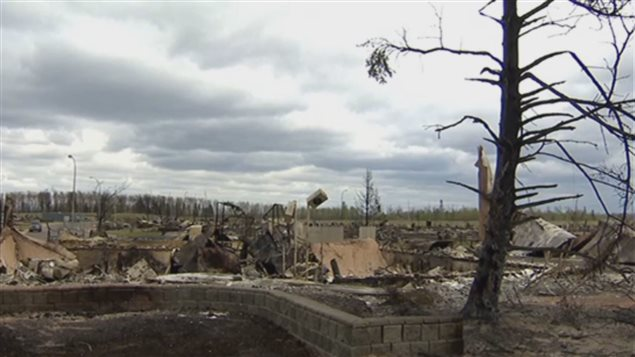 The Fort McMurray fire of northern Alberta recieved worldwide coverage as it destroyed a large part of the city. However there have been over 3,300 wildfires in Canada so far this year, most go unnoticed in world media, even though over a billion heactares of frest have been burned to date.
