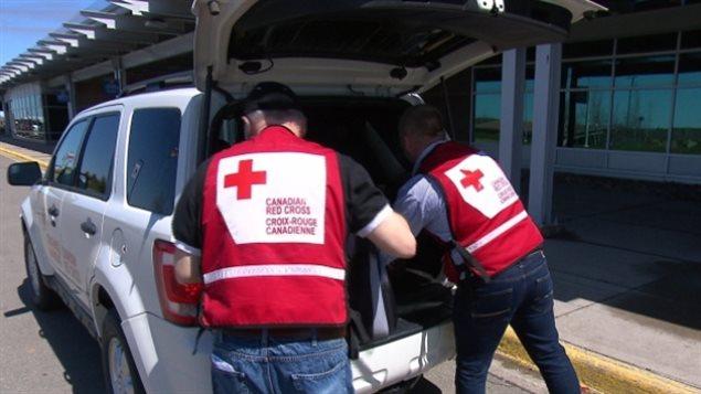 La Croix-Rouge a versé environ 165 millions de dollars en aide aux évacués de Fort McMurray.
