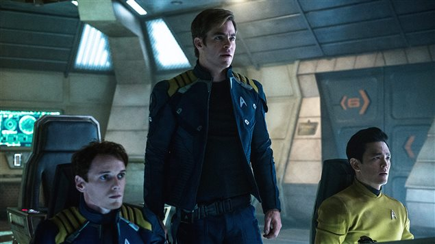 Un extrait du film � Star Trek Beyond �