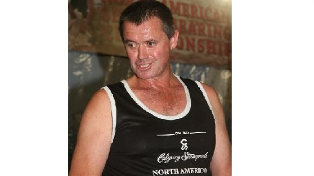 An example of the international nature of the Stampede, Mike Pora of Australia successfully defended his championship title by shearing six sheep in 6.25 minutes at this year's North American sheep shearing competition at the Stampede