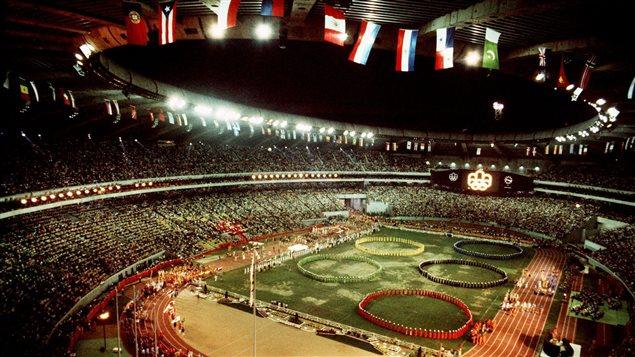 Jeux olympiques de Montréal 1976