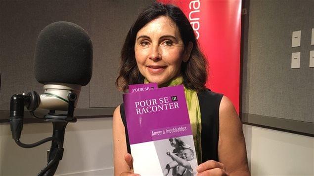 Une nouvelle de Marie-Claire Recurt fait partie du recueil «Pour se raconter - Amours inoubliables».