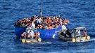 Plus de 3200migrants secourus au large des côtes libyennes