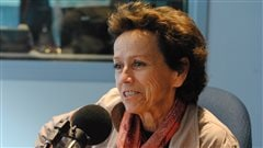 Judith Lavoie, guide accréditée membre AGTQ