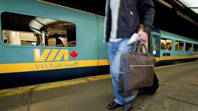 VIA Rail propose un train de banlieue à Halifax, un projet que n'avait pas sollicité le conseil municipal.