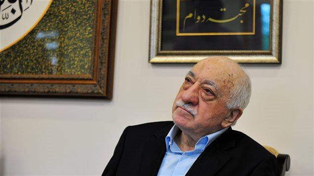 Fethullah Gülen en entrevue depuis sa résidence en Pennsylvanie le 20 juillet dernier.