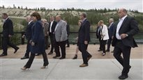 Transferts en santé : les premiers ministres provinciaux veulent rencontrer Trudeau