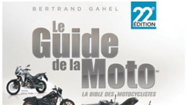 Parution de la 22e �dition du Guide de la moto 2016-2017