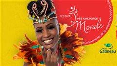 L'affiche du Festival des cultures du monde de Gatineau.