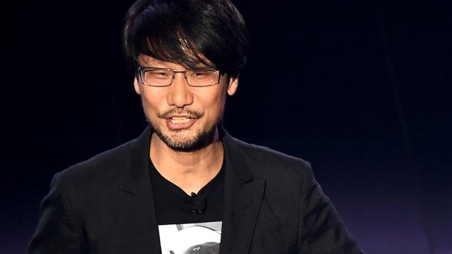 Le concepteur de jeux vid�o Hideo Kojima � Los Angeles en juin 2016