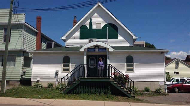 مسجد مدينة مونكتون في شرق كندا (أرشيف)