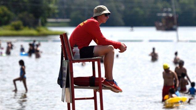 Le sud-ouest de l'Ontario est la r�gion la plus chaude au Canada en ce moment.