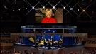 Hillary Clinton est investie officiellement candidate du Parti démocrate à la présidentielle de novembre
