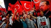 La répression frappe de plein fouet les médias en Turquie
