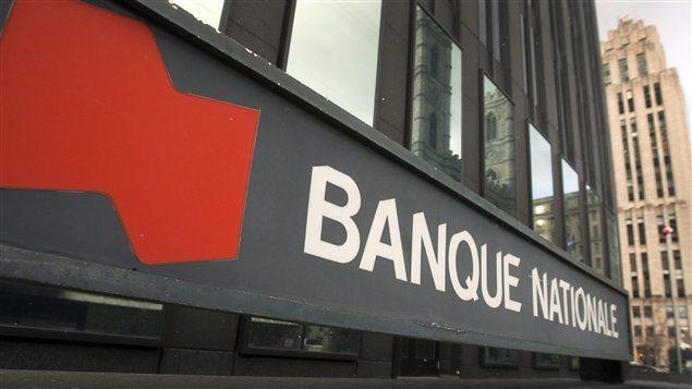 Bureaux de la Banque Nationale à Montréal