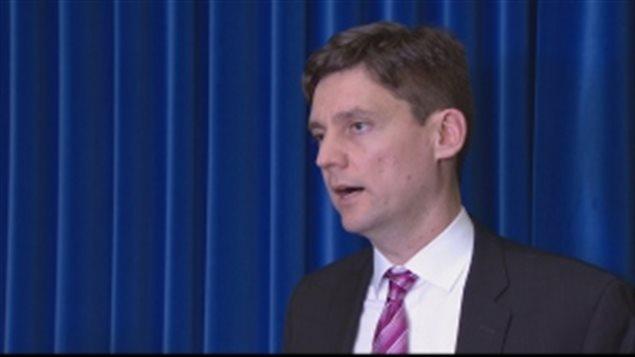 BC省新民主党住房事务发言人David Eby
