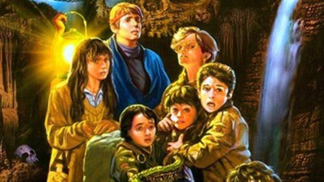 Affiche du film The Goonies