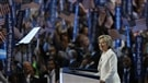 Hillary Clinton appelle les Américains à «travailler ensemble» pour défaire Trump