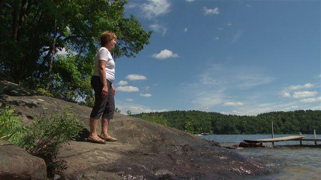 Les résidents de Lac-Simon souhaitent protéger la qualité de leur eau.