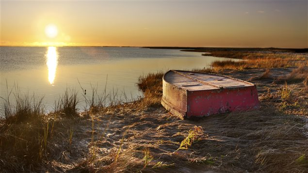 Photos for the Natural Happy Place campaign may be of beautiful places such as this one at Tabusintac in the eastern province of New Brunswick.