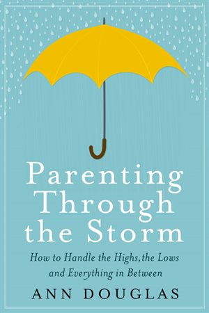 Ann Douglas has written a book about parenting, including advice for the teenage years.