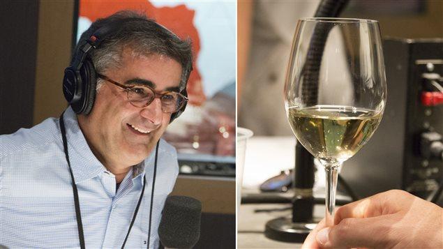 Le sommelier Jacques Orhon suggère de combiner fromages et vins blancs.