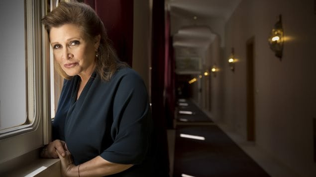 Carrie Fisher participera au Edmonton Comic and Entertainment Expo.