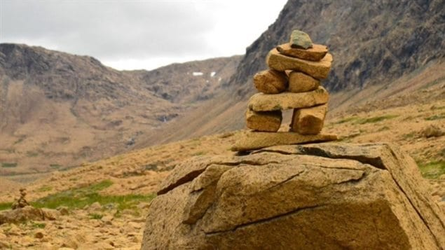This is not the first inukshuk built in an ecologically sensitive area in Gros Morne National Park.