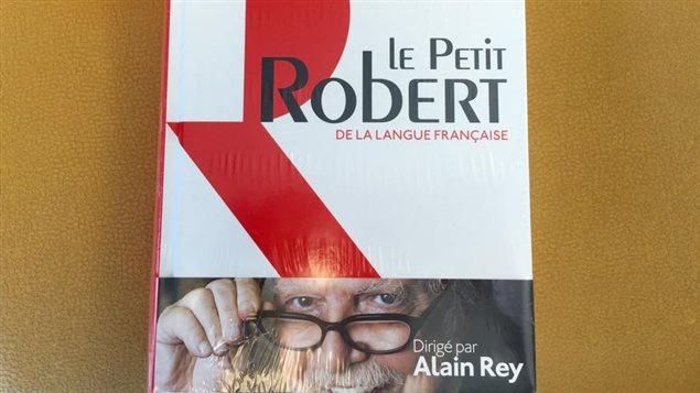 Le dictionnaire: Le Petit Robert de la langue francaise, édition 2017