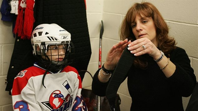 Parents need to know that training for sports like hockey can require a huge investment in their time and money.