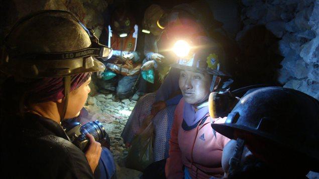La vida de los indígenas sustraída por la actividad minera.