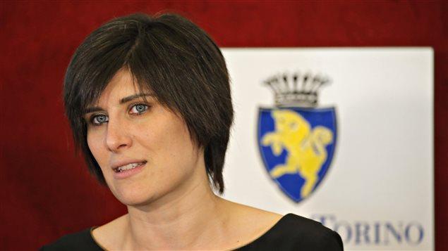 La mairesse de Turin, Chiara Appendino