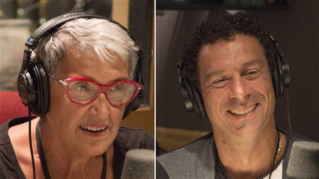 Elena Faita-Vendittelli, copropriétaire de Dante, et Pasquale Vari, chef renommé et enseignant à l'ITHQ