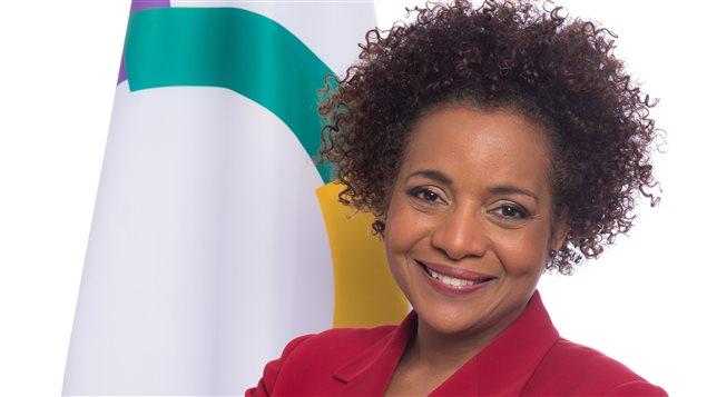 Michaëlle Jean, Secrétaire-générale de la Francophonie