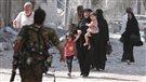 Syrie: assaut finaldes rebelles contre l'EI à Manbij
