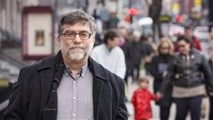 Benoît Laplante, professeur à l'Institut national de la recherche scientifique de l'INRS