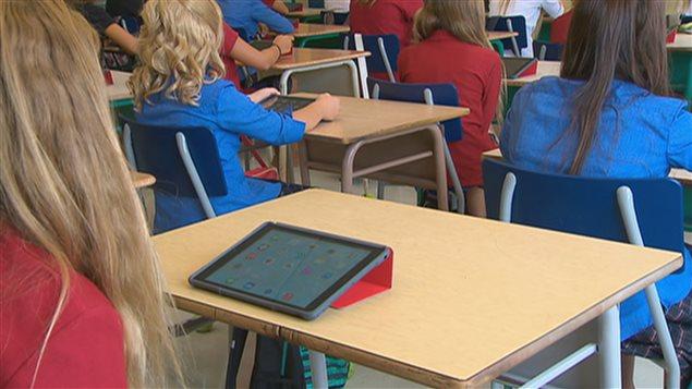 Aux Îles-de-la-Madeleine, l'iPad est utilisé depuis maintenant 4 ans dans les écoles