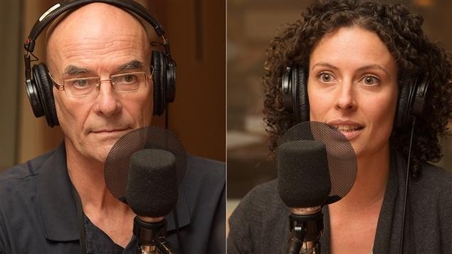 Gérald Le Gal et Ariane Paré-Le Gal