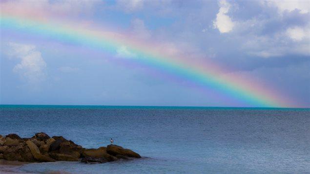 Gama de colores. Antigua y Barbuda 2016.