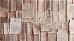 Des livres ouverts
