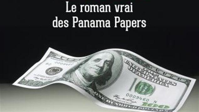 Portada en francés del libro traducido al español como Los papeles de Panamá. El Club mundial de los evasores de impuestos.
