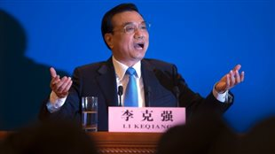 Li Keqiang - (Mark Schiefelbein/Associated Press)