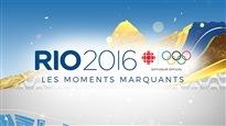 Rio 2016: les moments marquants