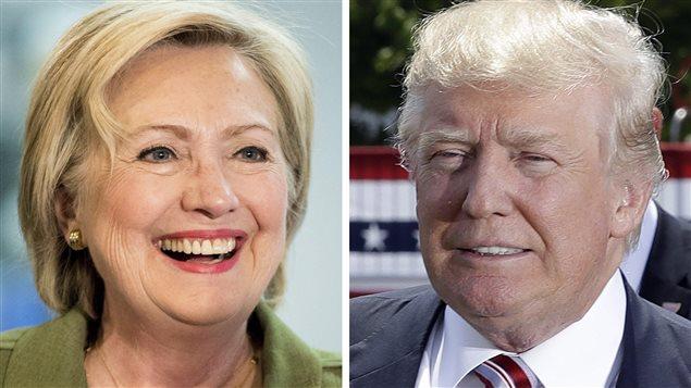 Las distancias entre ambos candidatos se expresan incluso a nivel del financiamiento.