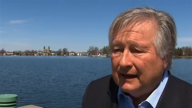 April 2016: Mayor Denis Lapointe in Quebec says the Waukesha  decision could be *the tip of the iceberg* in possible future requests for Great Lakes water diversions.